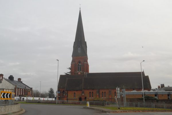 Uxbridge catholic church